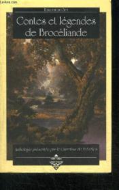Contes et legendes de broceliande - Couverture - Format classique
