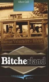 Bitcherland - Couverture - Format classique