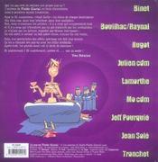 Le pop-up - 4ème de couverture - Format classique