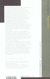 Projet urbain - 4ème de couverture - Format classique