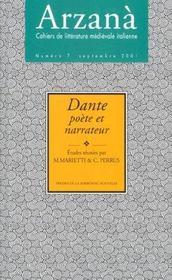 Dante, poète et narrateur - Intérieur - Format classique