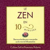 Le zen en 10 minutes - Intérieur - Format classique