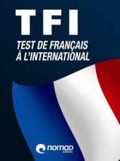TFI ; test de français international - Couverture - Format classique