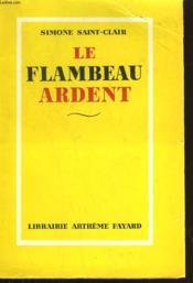 Le Flambeau Ardent. - Couverture - Format classique
