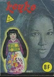 Keyko. N° 84 - Couverture - Format classique