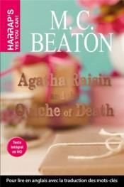 Vente  Harrap's quiche of death  - Beaton-C - M.C. Beaton - M. C. Beaton