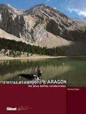 Sierras Et Canyons D'Aragon - Couverture - Format classique