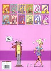 Les psy t.12 ; je suis moche - 4ème de couverture - Format classique