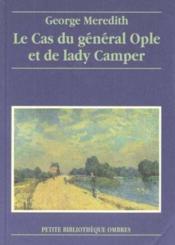 Cas Du General Ople Et De Lady Camper (Le) - Couverture - Format classique