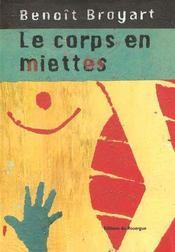 Corps En Miettes - Intérieur - Format classique