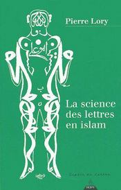 La science des lettres en Islam - Couverture - Format classique