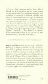 La Ballade Des Hommes Muets - 4ème de couverture - Format classique