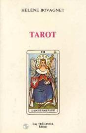 Tarot De Bovagnet - Couverture - Format classique