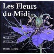 Les fleurs du midi - Couverture - Format classique