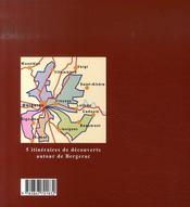 Bergerac, patrimoine et histoire - 4ème de couverture - Format classique