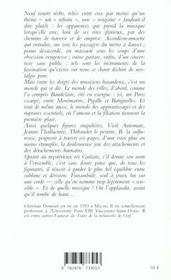 Vanite Du Roi Guitare - 4ème de couverture - Format classique