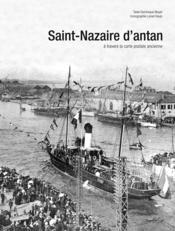 Saint-Lazare d'antan - Couverture - Format classique