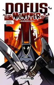 Dofus monster t.3 ; Le chevalier noir - Couverture - Format classique