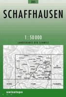 Schaffhausen ; 205 - Couverture - Format classique