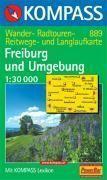 Freiburg und Umgebung 889 - Couverture - Format classique