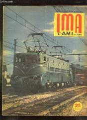 Ima L Ami Des Jeunes N° 34. Du 30 Aout 1956. - Couverture - Format classique