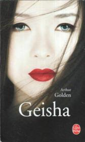 Geisha - Couverture - Format classique