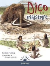 Le dico de la préhistoire - Couverture - Format classique