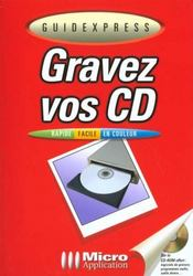 Guidexpress gravez vos cd - Intérieur - Format classique
