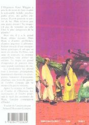 Les Marionnettes De L'Ombre - 4ème de couverture - Format classique