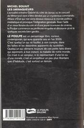 Les Jarnaqueurs - 4ème de couverture - Format classique