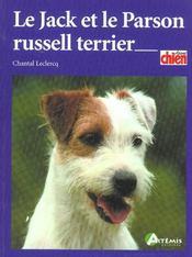 Le Jack Et Le Parson Russell Terrier - Intérieur - Format classique