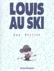 Louis au ski - Intérieur - Format classique