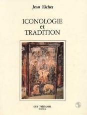 Iconologie et tradition - Couverture - Format classique