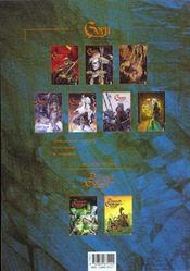 Gorn t.5 ; ceux qui nous hantent - 4ème de couverture - Format classique