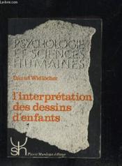 Interpretation Des Dessins D'Enfants 9 - Couverture - Format classique