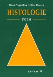 Histologie Pcem - Couverture - Format classique