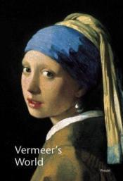 Vermeer'S World (Pegasus) /Anglais - Couverture - Format classique