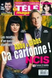 Tele Magazine N°2941 du 17/03/2012 - Couverture - Format classique