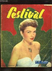 Festival N° 90. - Couverture - Format classique