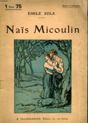 Naïs Micoulin. Collection : Select Collection N° 194 - Couverture - Format classique