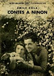 Contes A Ninon. Collection : Select Collection N° 136 - Couverture - Format classique