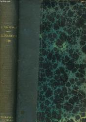 ELISABETH Ière. - Couverture - Format classique