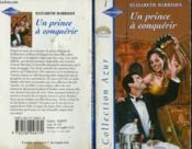 Un Prince A Conquerir - Annie And The Prince - Couverture - Format classique