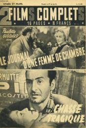 2 Films Complets N°13 - Le Journal D'Une Femme De Chambre Et Chasse Tragique - Couverture - Format classique