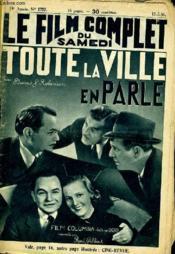 Le Film Complet Du Samedi N° 1757 - 15e Annee - Toute La Bille En Parle - Couverture - Format classique