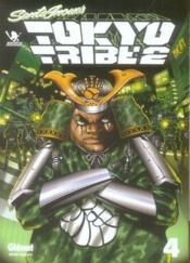 Tokyo tribe 2 t.4 - Couverture - Format classique
