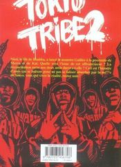 Tokyo tribe 2 t.4 - 4ème de couverture - Format classique
