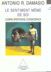 Le Sentiment Meme De Soi - Couverture - Format classique