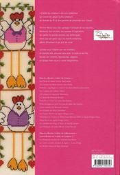 Tableaux Pour Mes Enfants - 4ème de couverture - Format classique