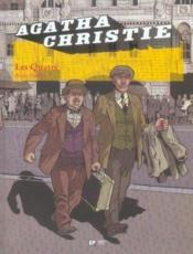 Agatha Christie t.13 ; les quatre - Couverture - Format classique